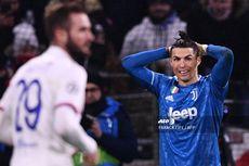 Amarah Cristiano Ronaldo Jadi Pembelajaran bagi Pemain Muda Brasil Ini