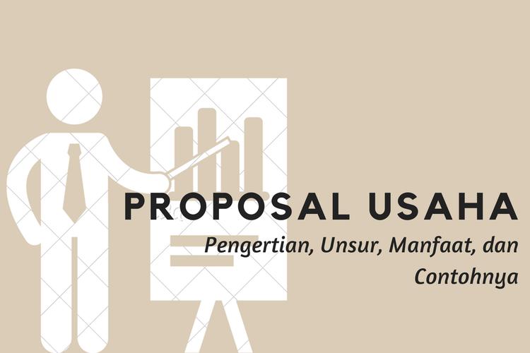 Ilustrasi proposal usaha