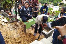 Makam Balita Tanpa Kepala di Samarinda Dibongkar, Orangtua Harap Hasilnya Dibuka Terang Benderang