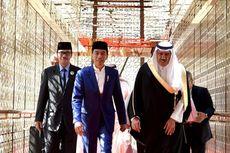 Jokowi di Tanah Suci, Bertemu Raja Salman hingga Masuk ke Dalam Kabah