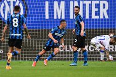 Babak I Inter Vs Sampdoria, Si Ular Tetap Hebat meski Ganti Kulit