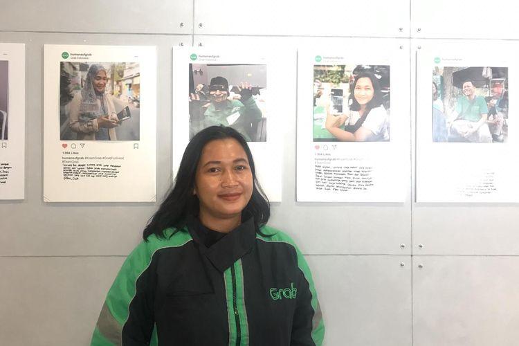 Ratna Wulan, mita pengemudi wanita yang kisahnya berhasil masuk salah satu jajaran mitra inspiratif.