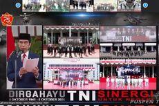 Jokowi Ingatkan TNI Waspadai Perang di Era Modern