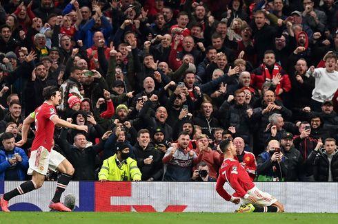 Pujian Solskjaer untuk Ronaldo, Pahlawan Kemenangan Man United