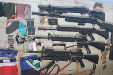 TNI Tangkap 2 Anggota KKB Papua Berikut 5 Pucuk Senjata, Ini Identitasnya