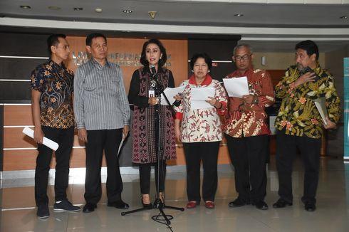 Presiden Jokowi Diminta Evaluasi Kinerja Pansel Capim KPK