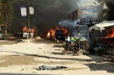 42 Orang Tewas dalam Serangan Truk Bermuatan Bom di Suriah