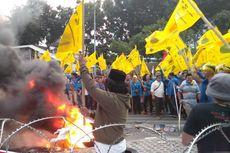 Beda Perlakuan Polisi pada 2 Unjuk Rasa PMII di Gedung KPK