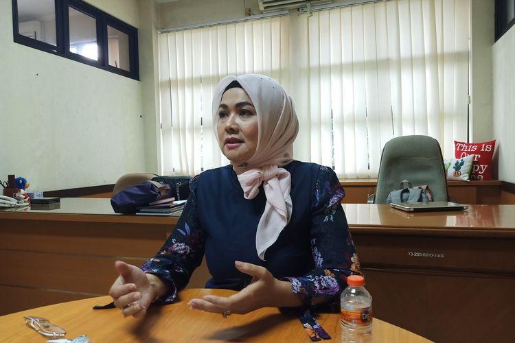 Guru Besar Bidang Farmakologi dan Farmasi Klinik Universitas Padjadjaran, Keri Lestari.