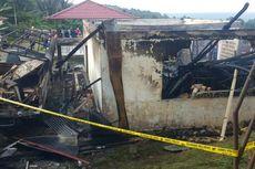 Gudang Sekolah Kepolisian Negara di Jayapura Terbakar, Kerugian Rp 500 Juta