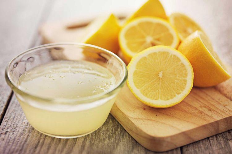 Ilustrasi lemon.