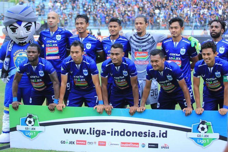 Skuad PSIS Semarang.