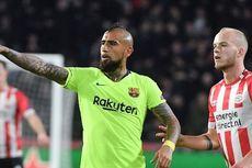 Barcelona Siap Lepas Gelandang Incaran Man United