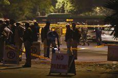 Ledakan Bom Dekat Kedutaan Israel Diduga Perbuatan Seorang Warga Iran