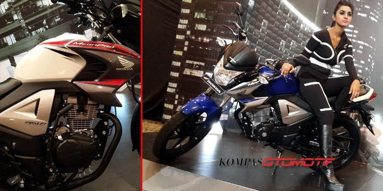 Honda MegaPro FI diklaim lebih responsif dan irit.
