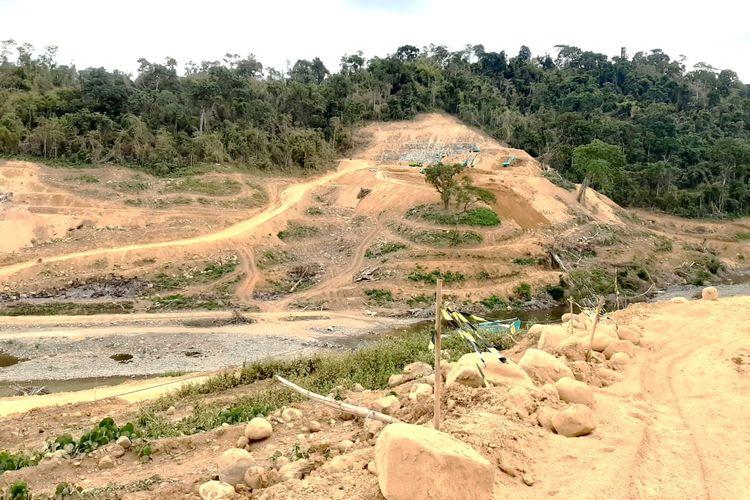 Kementerian Pekerjaan Umum dan Perumahan Rakyat (PUPR) memulai pembangunan Bendungan Tiu Suntuk di Kabupaten Sumbawa Barat, Provinsi Nusa Tenggara Barat (NTB).