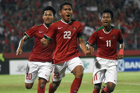 Jadwal Siaran Langsung Timnas Indonesia pada Piala Asia U-16 2018