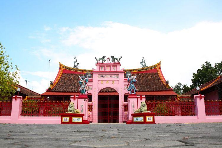 Salah satu Kelenteng yang terdapat di Kecamatan Lasem, Kabupaten Rembang, Jawa Tengah