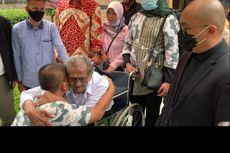 Perjalanan Kasus Kakek Koswara Digugat Anak Kandung Rp 3 M, Berakhir Tangis Damai dan Saling Berpelukan