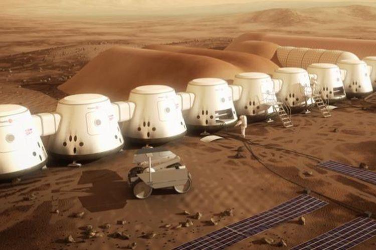 Mars One Foundation, Senin (9/11/2013) lalu, sudah menutup pendaftaran bagi sukarelawan yang ingin terbang dan bermukim di Planet Mars pada 2023 mendatang. Sebanyak 202.586 sukarelawan dari 140 negara sudah mengajukan aplikasinya.