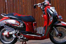 Honda Scoopy Tampil Bongsor ala