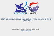 Siswa Lulus SNMPTN Tidak Diizinkan Ikut SBMPTN 2019