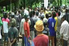 Sengketa Tanah, Warga dan Buruh Perusahaan Sawit Bersitegang
