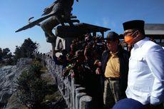 Gunung Tangkuban Parahu Waspada, Ridwan Kamil Minta Pengelola Taati Prosedur