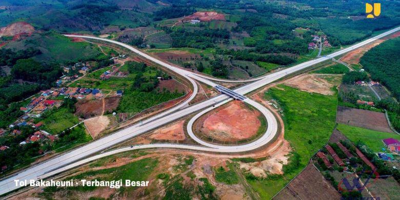 Jalan Tol Bakauheni-Terbanggi Besar