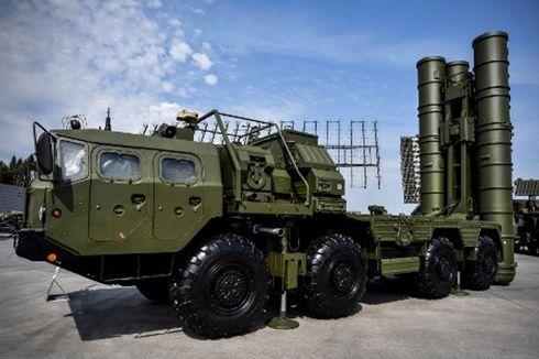 Erdogan: Atas Izin Tuhan, Sistem Rudal S-400 Berfungsi Penuh April 2020