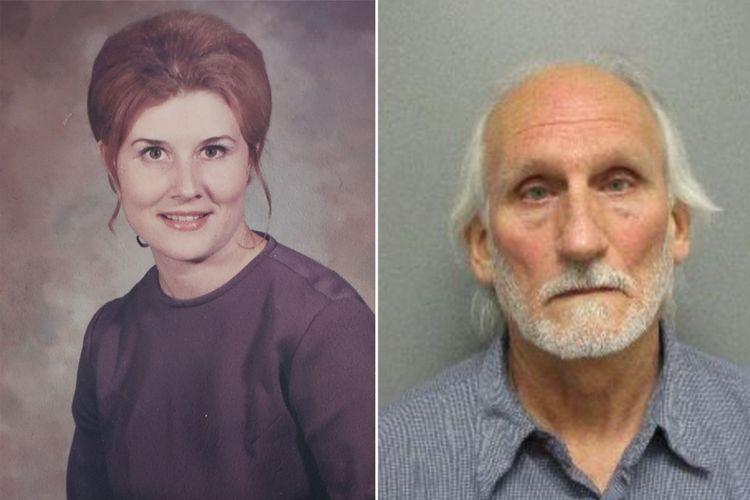 Sylvia Quayle (kiri) diduga dibunuh oleh David Anderson (kanan) pada Agustus 1981 di Colorado, Amerika Serikat (AS).
