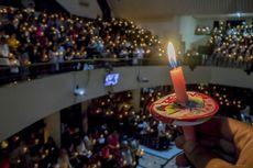 Berita Foto: Indonesia Nan Syahdu dan Khidmat di Malam Natal