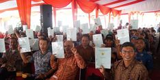Legislator Berharap Program Pendaftaran Tanah Mampu Redam Konflik