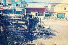 Pasca-rusuh Jayapura, Aktivitas Lumpuh, Toko Tutup, Sekolah Libur