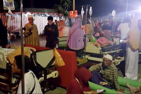 Data Sementara Korban Gempa Lombok: 98 Orang Tewas, 236 Luka-luka