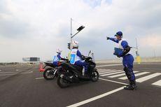 Setiap Hari Pengendara Motor Menghadapi 120 Potensi Berbahaya di Jalan
