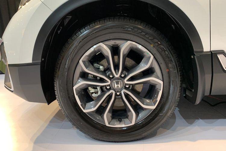 First Impression Honda CR-V facelift