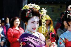 Mengenal Geisha dan Dandanan Khasnya, Mengapa Wajah Dirias Putih?