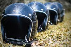 Cegah Penyebaran Covid-19, Lebih Baik Gunakan Helm Sendiri