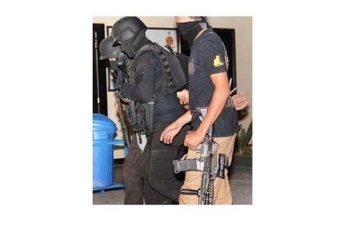 Polri Belum Pastikan Status Kewarganegaraan 4 WNA yang Diduga Terlibat Terorisme