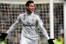 5 April, James Rodriguez