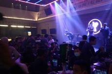 Tempat Hiburan Malam di Makassar yang Abai Protokol Kesehatan Digerebek