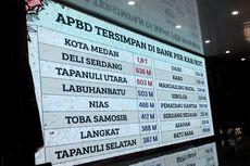 Daftar 16 Daerah di Sumut dengan APBD Masih Mengendap di Bank, Tertinggi Medan Rp 1,8 Triliun