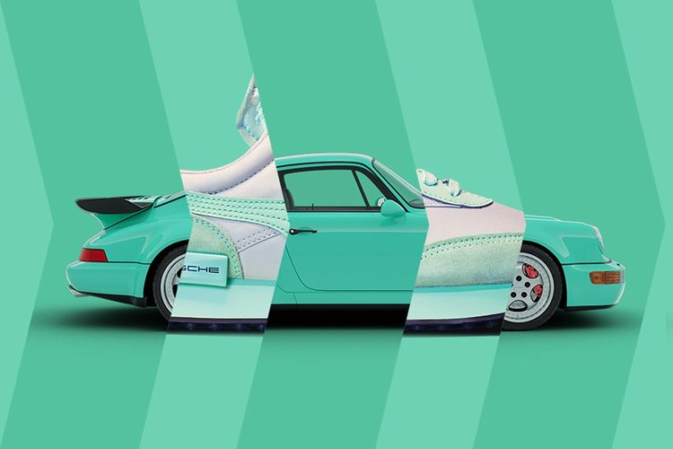 Puma x Porsche Icons of Fast Collection