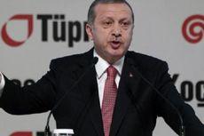 Erdogan: Tidak Mungkin Berdamai dengan Kurdi