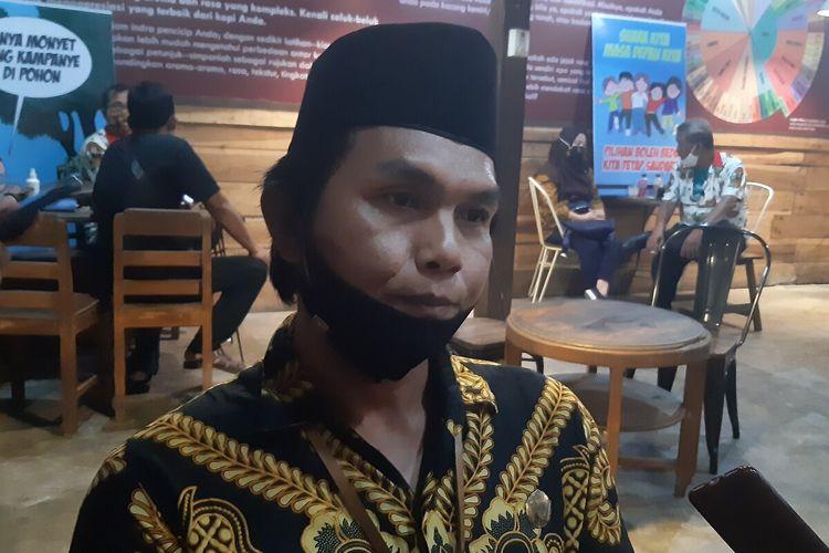Ketua Dewan Pimpinan Daerah (DPD) PSI Solo, Antonius Yogo Prabowo.