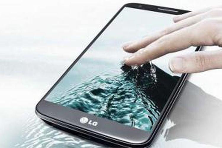 LG G3 dirumorkan akan memiliki ketahanan terhadap air dan debu