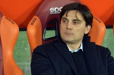 Montella Emban Misi Tak Mudah di AC Milan