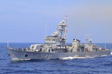 Ada Sanksi AS, Angkatan Laut Myanmar Malah Gabung Latihan Maritim Bersama ASEAN