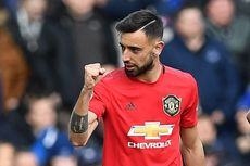 VIDEO - Man United Kalah 1-2 dari West Brom, Bruno Fernandes Cetak Gol